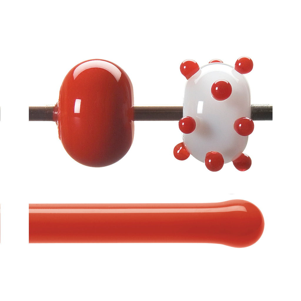 BE - 0024 Tomato Red Opal Rod