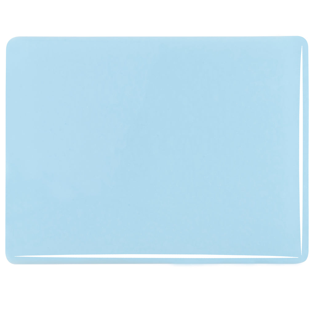 BE - 0104 Glacier Blue Opal Sheet