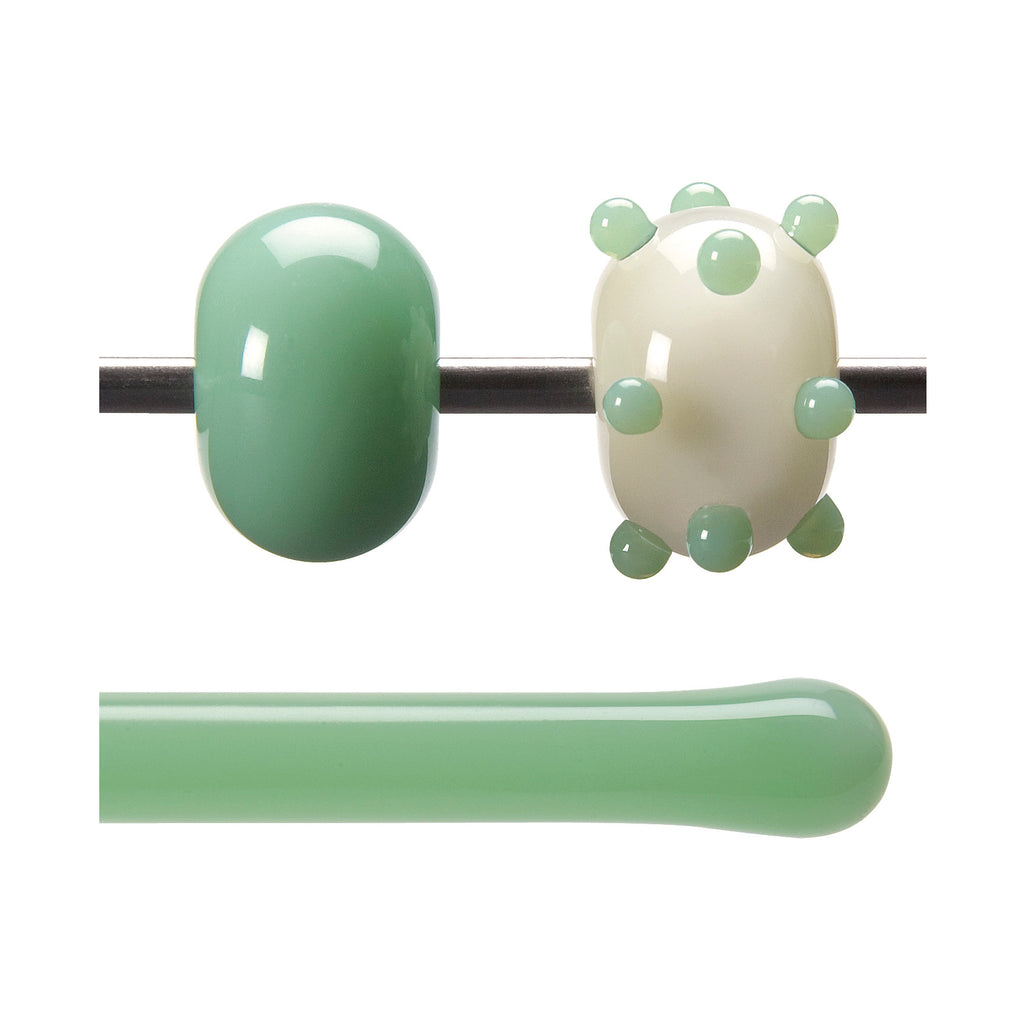 BE - 0112 Mint Green Opal Rod