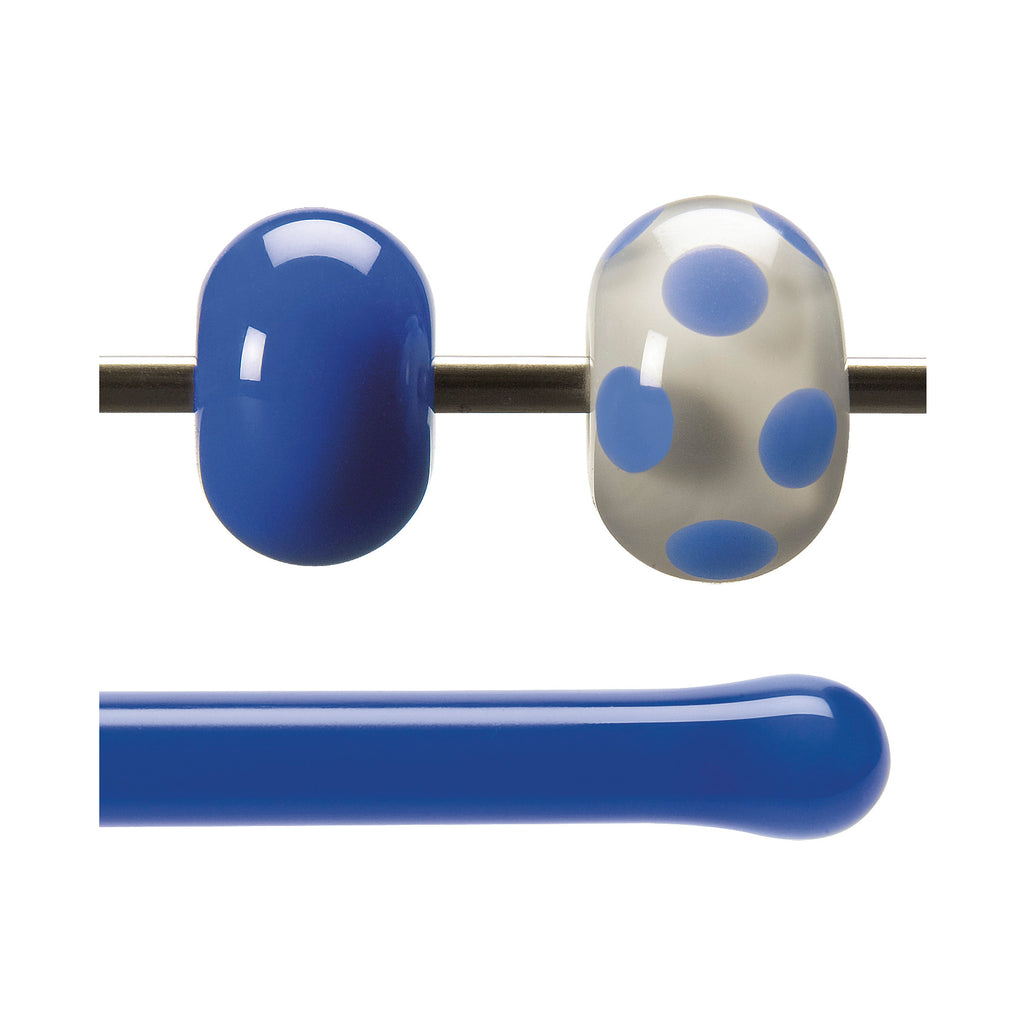 BE - 0114 Cobalt Blue Opal Rod