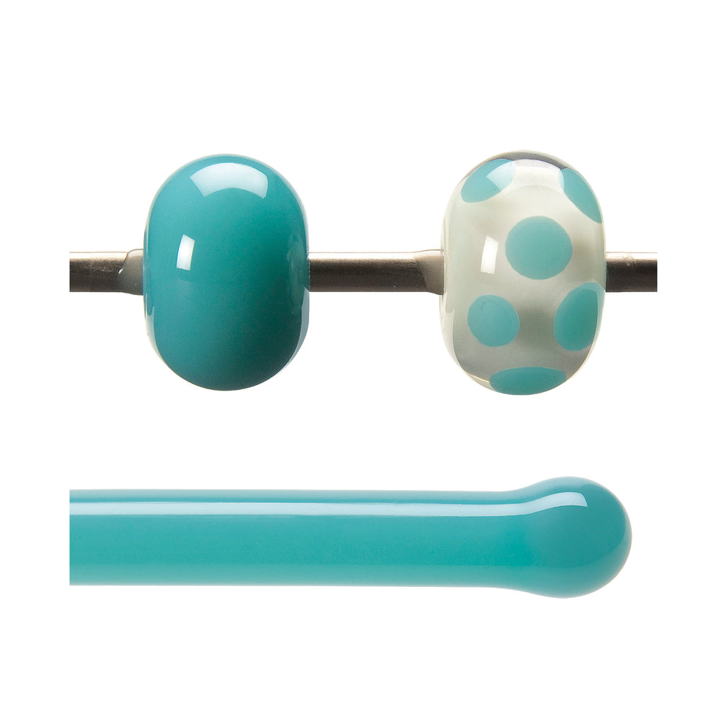 BE - 0116 Turquoise Blue Opal Rod