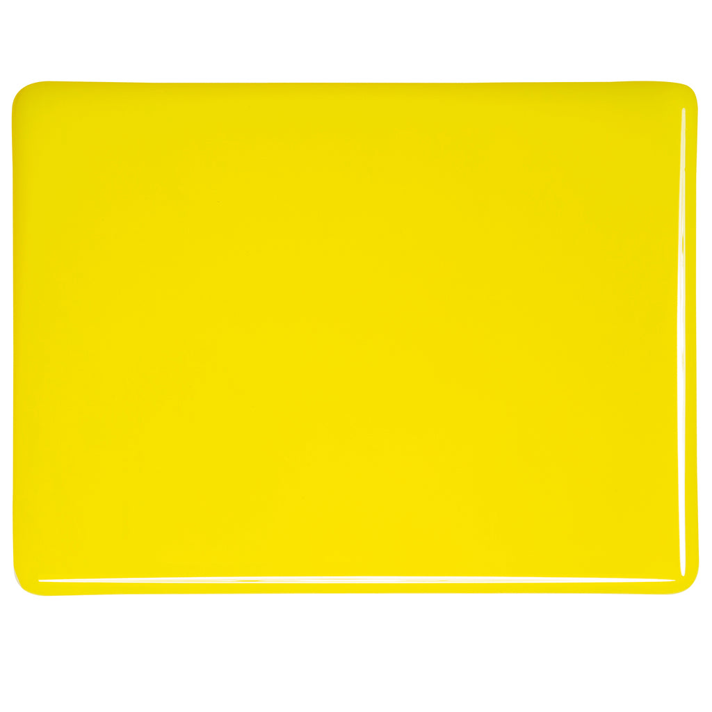 BE - 0120 Canary Yellow Opal Sheet