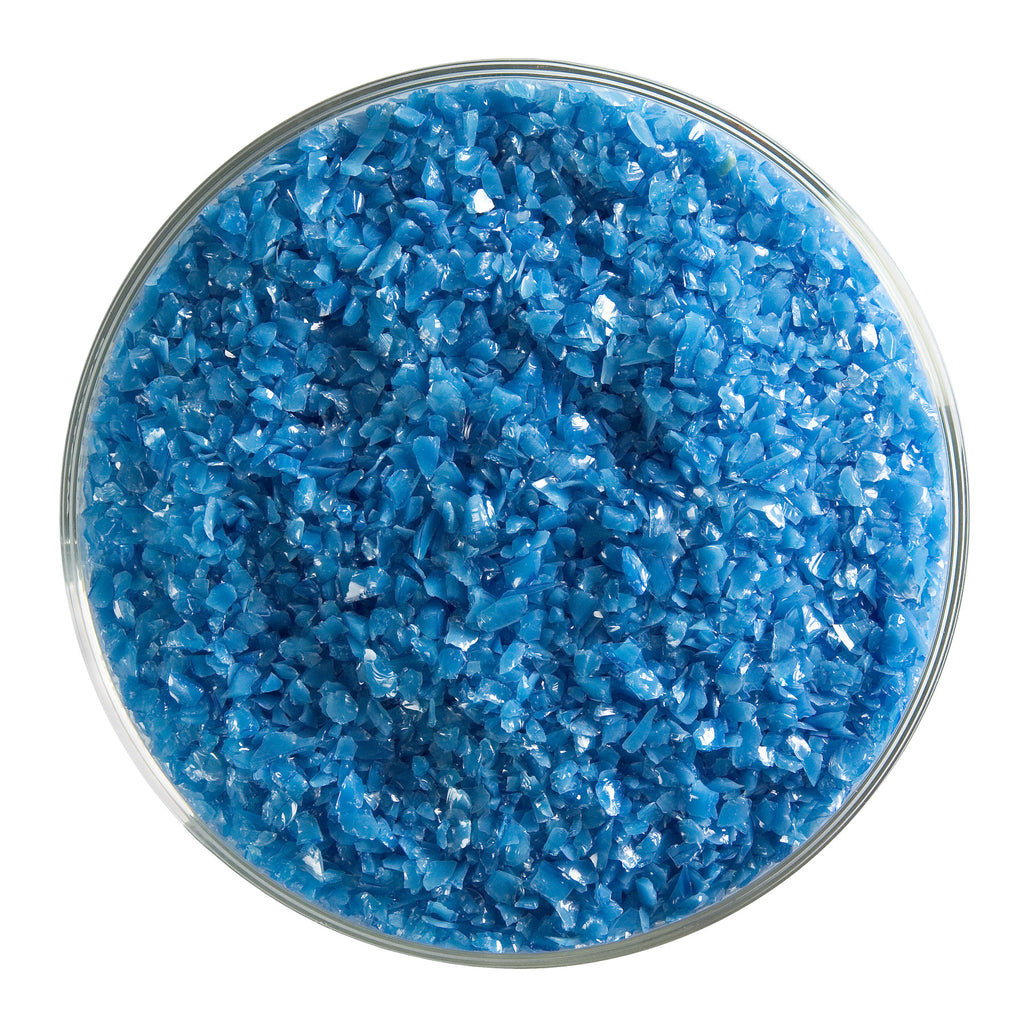 BE - 0164 Egyptian Blue Opal Frit