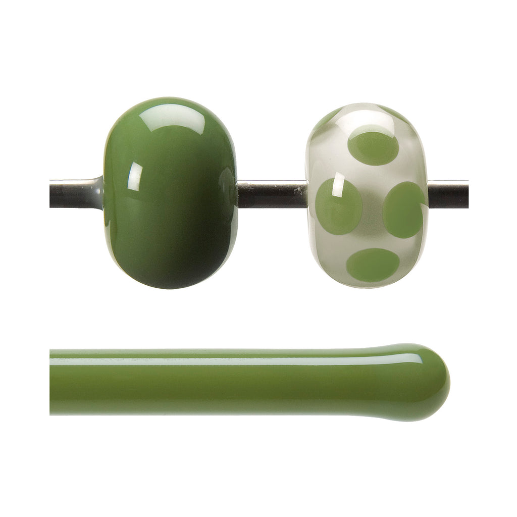 BE - 0212 Olive Green Opal Rod