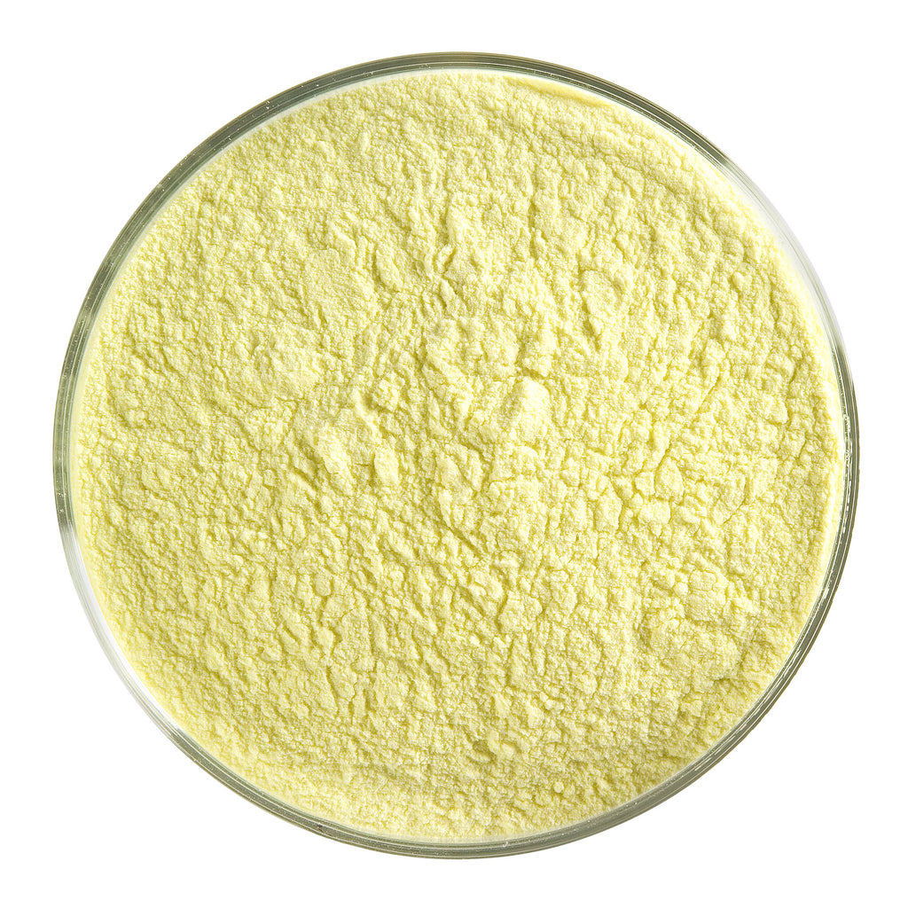 BE - 0220 Sunflower Yellow Opal Frit