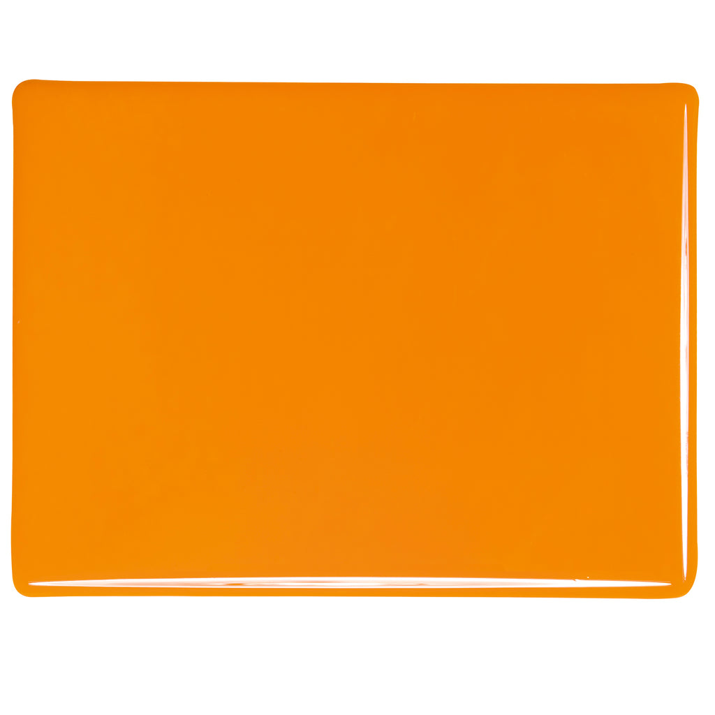 BE - 0321 Pumpkin Orange Opal Sheet
