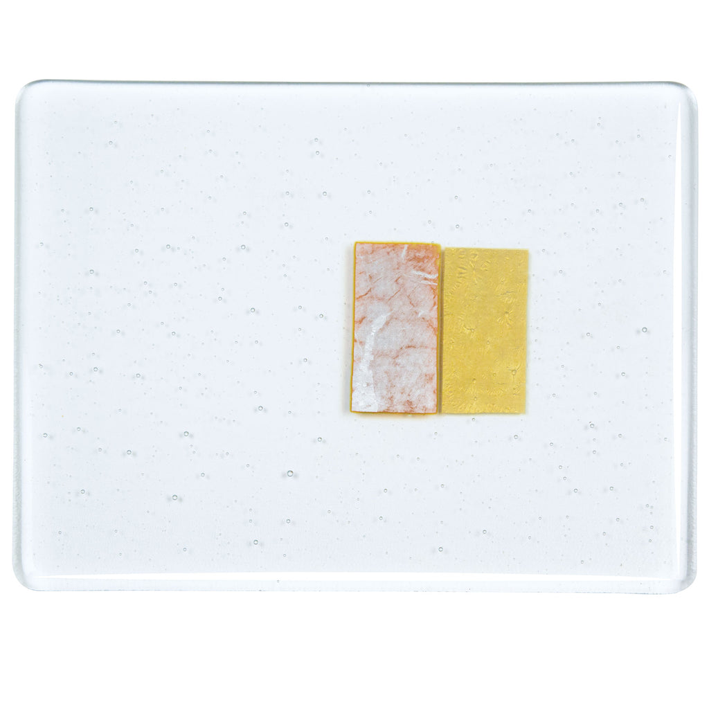BE - 1015 Alchemy Clear, Silver to Gold Sheet