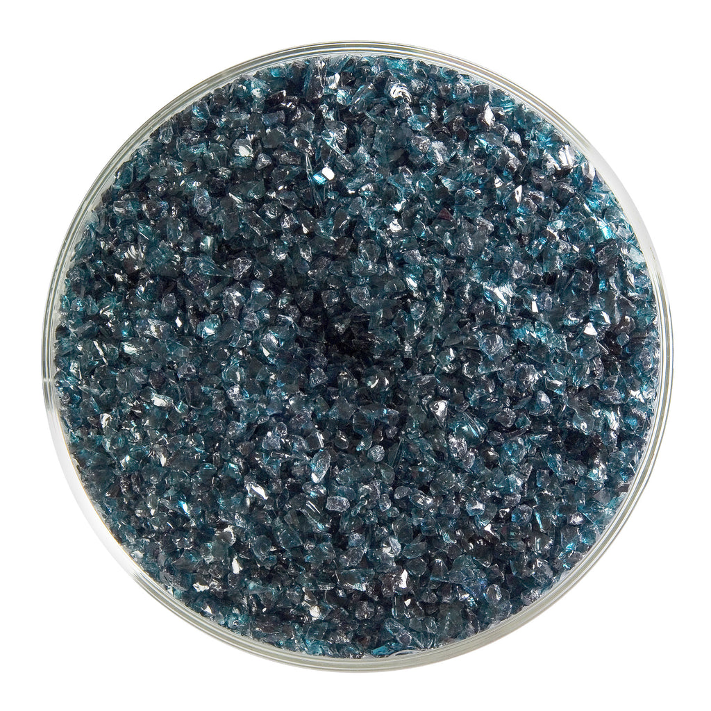 BE - 1108 Aquamarine Blue Transparent Frit