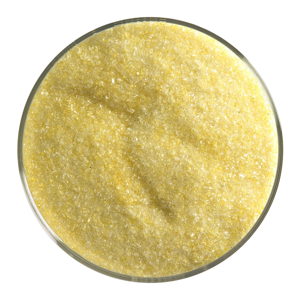 BE - 1120 Yellow Transparent Frit