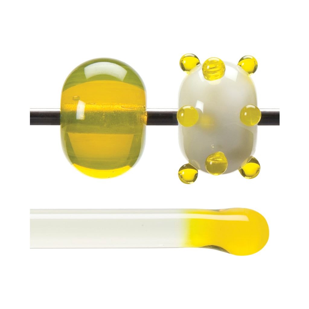 BE - 1120 Yellow Transparent Rod
