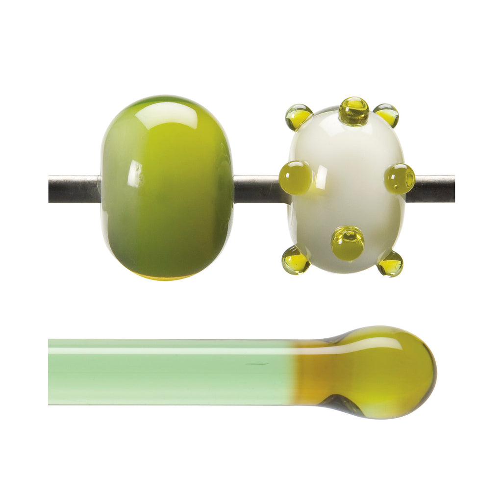 BE - 1126 Chartreuse Transparent Rod