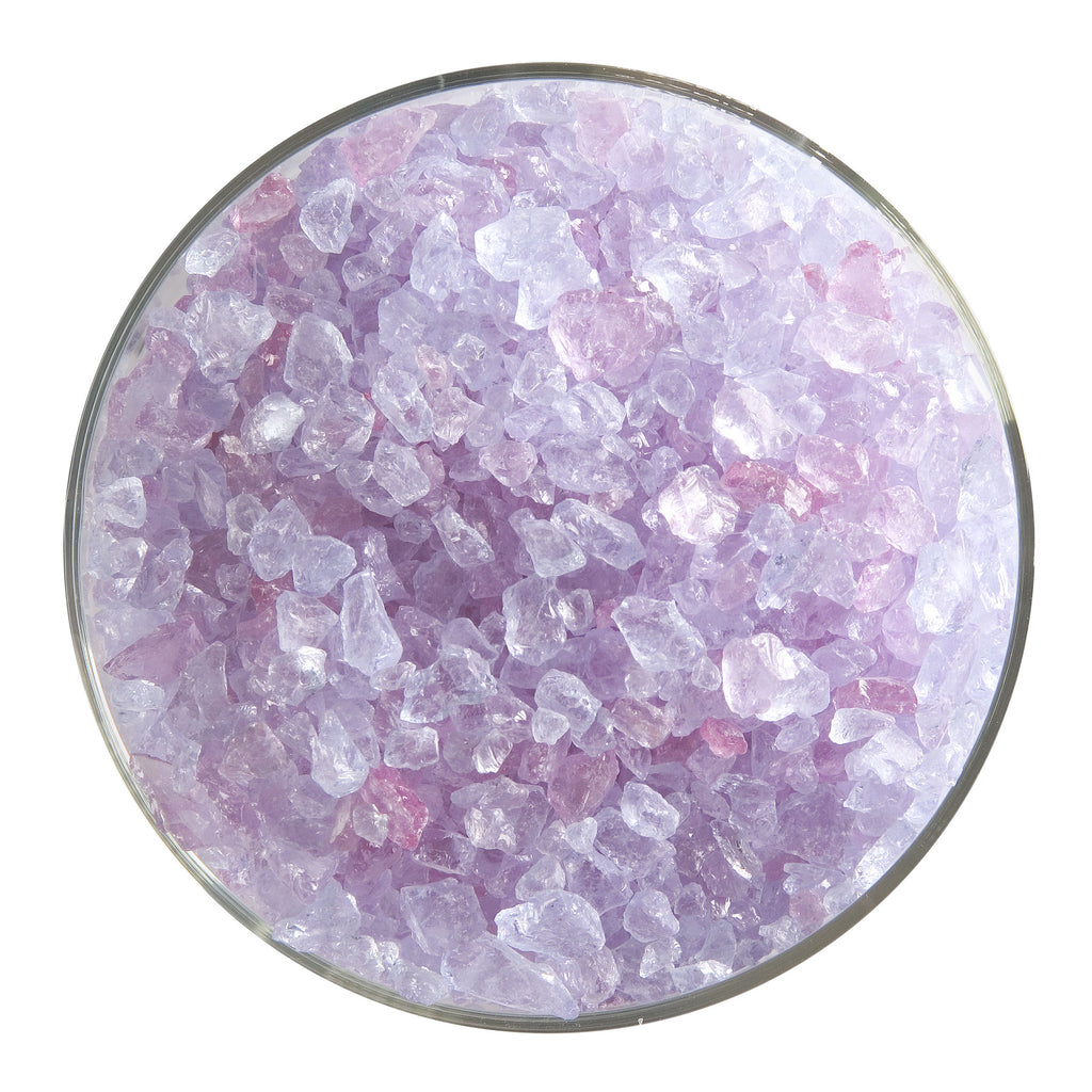 BE - 1215 Light Pink Transparent Frit