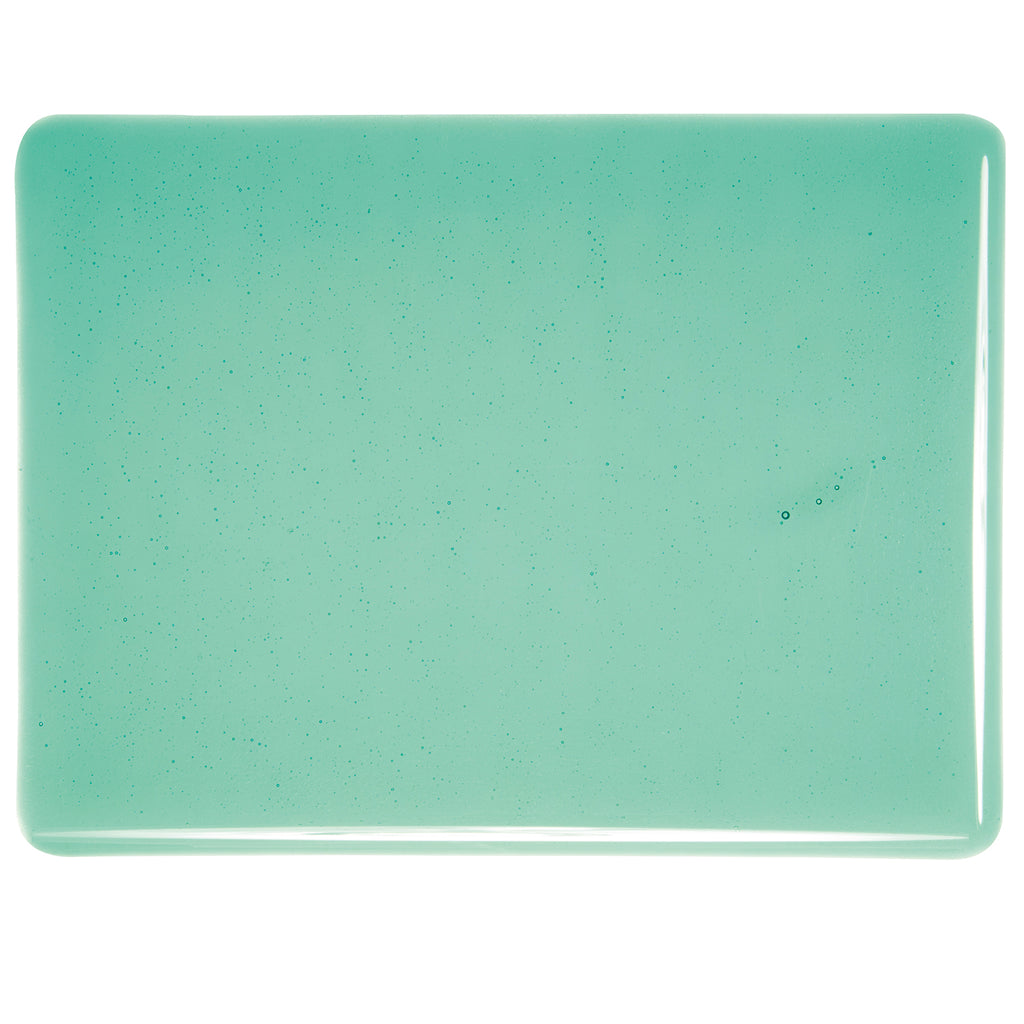 BE - 1417 Emerald Green Transparent Sheet