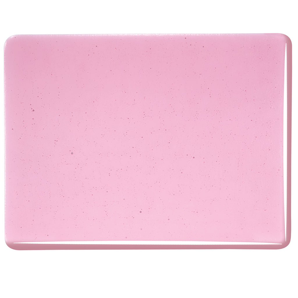 BE - 1831 Ruby Pink Tint Transparent Frit