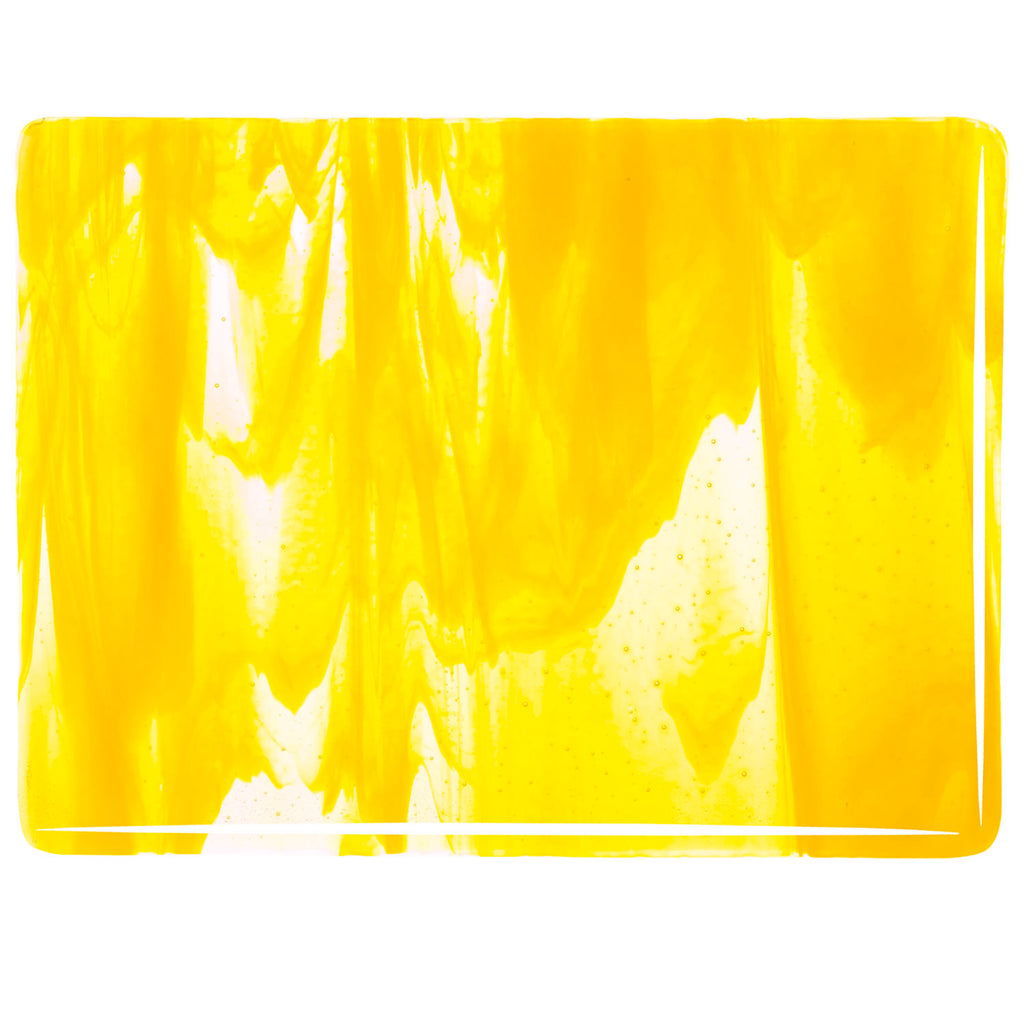 BE - 2020 Clear/Sunflower Yellow Streaky Sheet