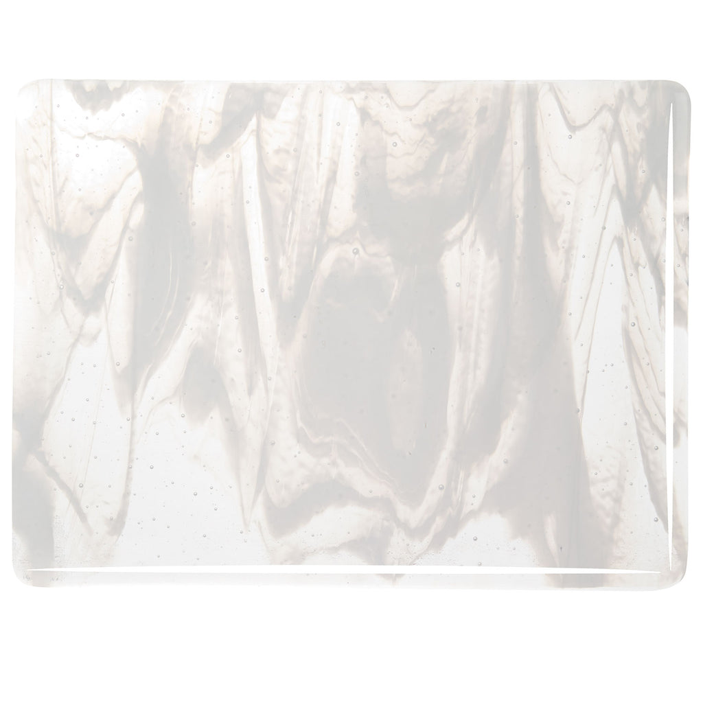 BE - 2130 Clear/White Streaky Sheet