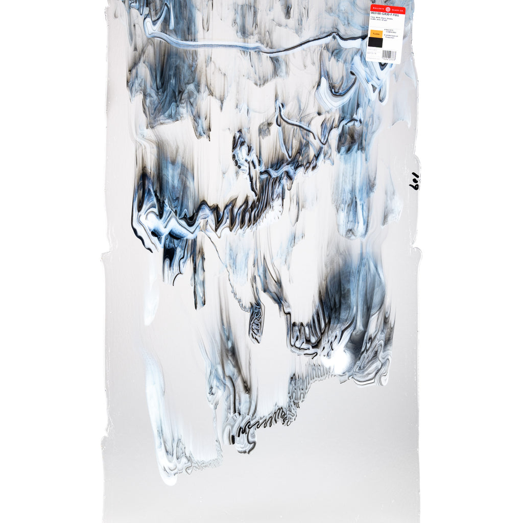 BE - 3100 Clear/White/Black Graffiti Sheet