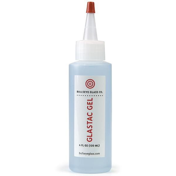Bullseye GlasTac Gel Fusing Glue, 4 oz