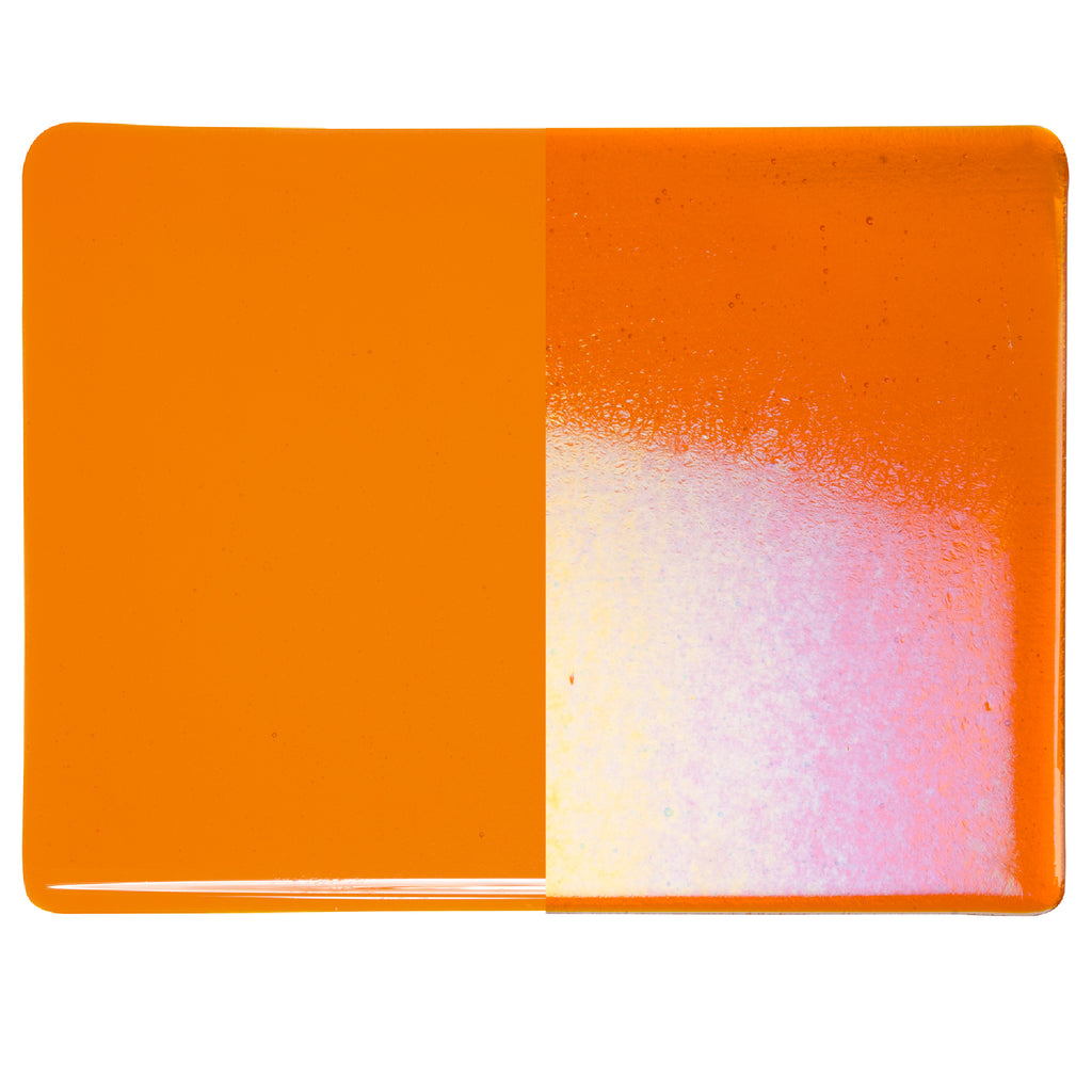 BE - 1025 Light Orange Transparent Sheet