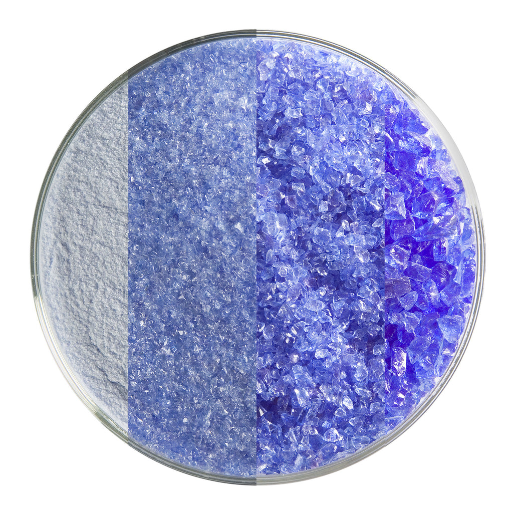 BE - 1234 Violet Transparent Frit