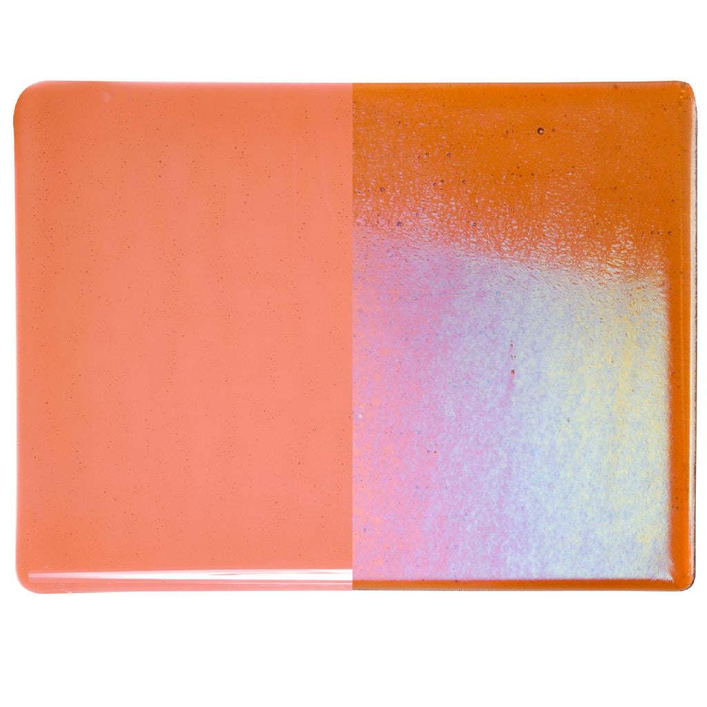 BE - 1305 Sunset Coral Transparent Sheet