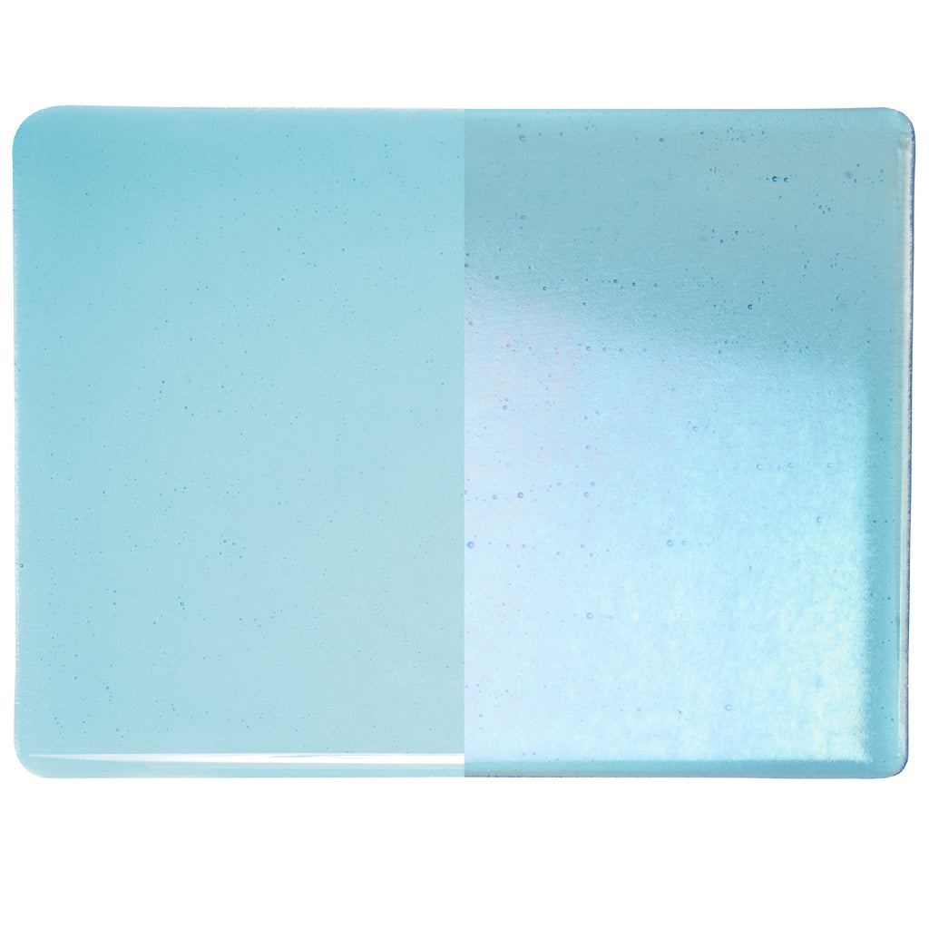 BE - 1416 Lt Turquoise Blue Transparent Sheet