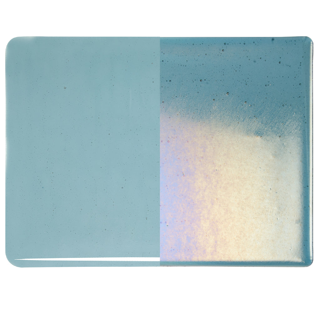 BE - 1444 Sea Blue Transparent Sheet