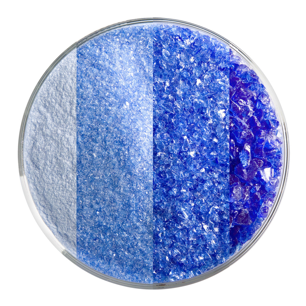 BE - 1464 True Blue Transparent Frit