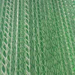 MM - Evergreen Latticino Cane