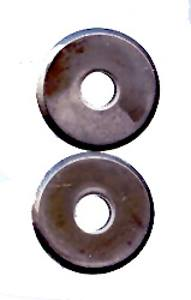 Leponitt Disc Nipper Replacement Wheels, 2 pk