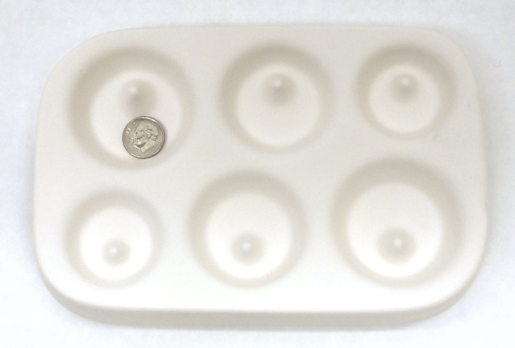 Offset Round Pendants Mold