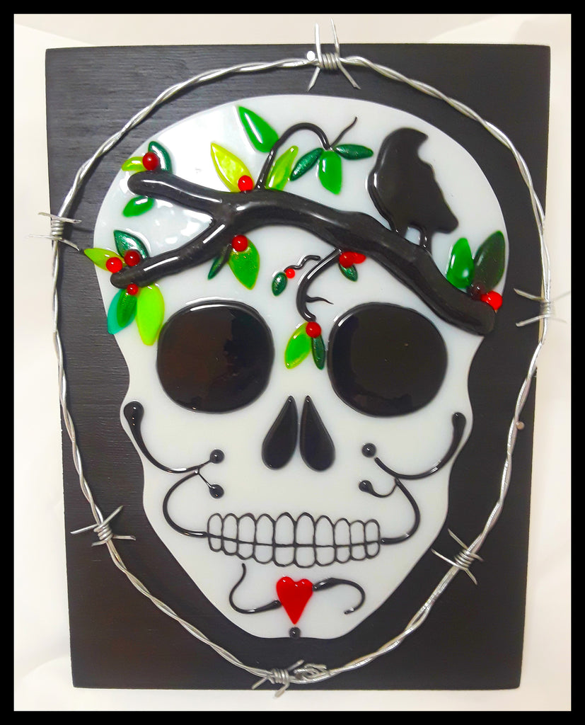 Kits: Fused Glass Sugar Skull Project