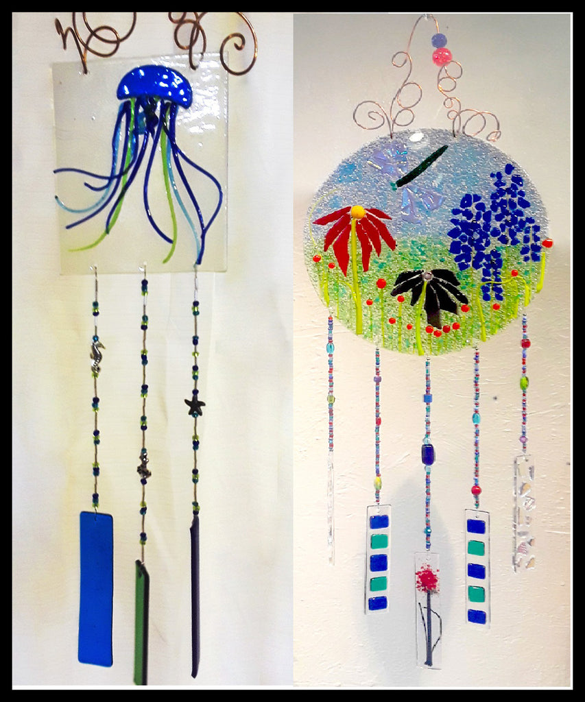 Wind Chimes & Dream Catchers Project