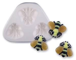 Honey Bee Frit Mold