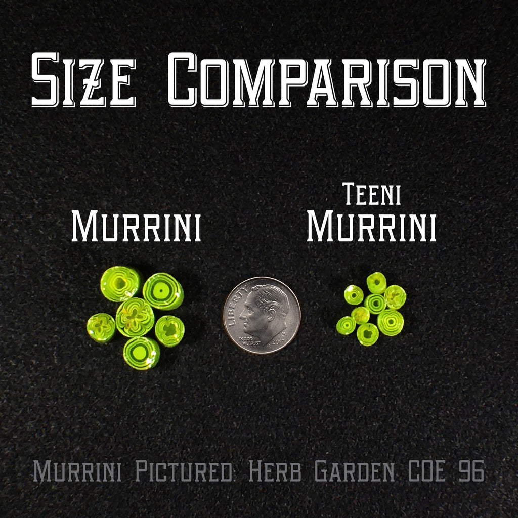 MM - Teeni Murrini Variety 1/2 oz COE 90
