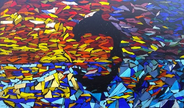 Kory Dollar: Glass-on-glass Mosaic Workshops