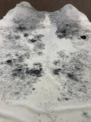 Cookies and Cream Cowhide Rug