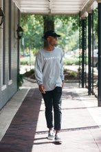 LF Gray Long Sleeve Tee