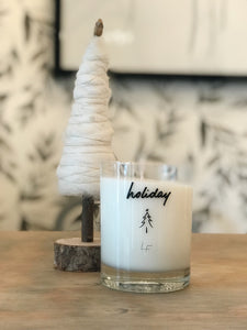 LF Candle- Holiday