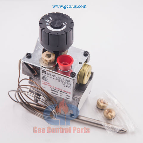 SIT (No. 0630513) EUROSIT 630, Space Heater & Gas Fireplaces Gas Valve. Natural Ga
