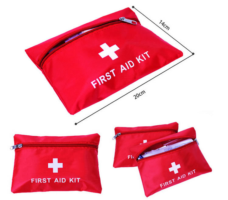 Mini Waterproof Portable Outdoor First Aid Kit