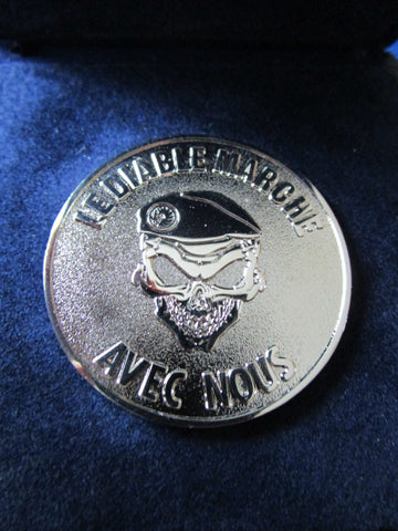 Image of Foreign Legion medal