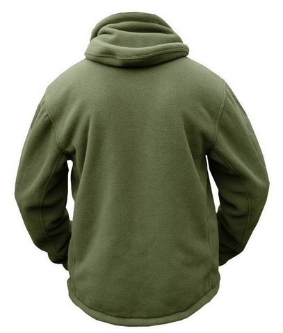 US Military Fleece Tactical Jacket Men Thermal Outdoors