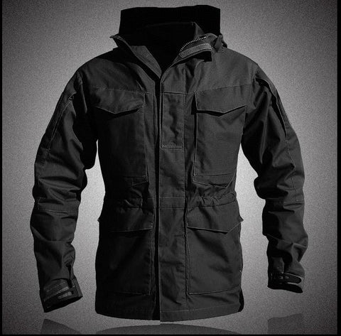 Flight Pilot Coat Army Clothes Casual Tactical