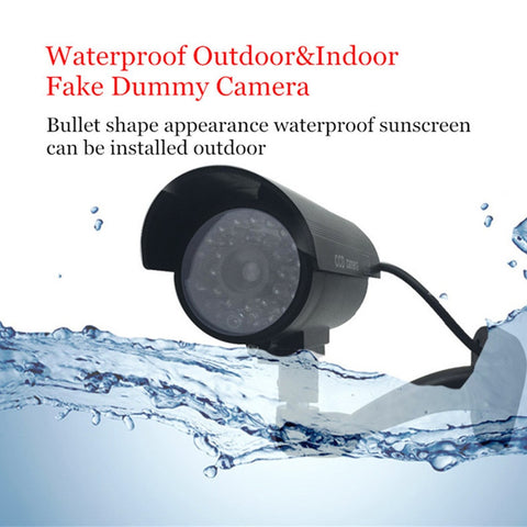 Image of Fake Dummy Camera Bullet Waterproof Outdoor Indoor