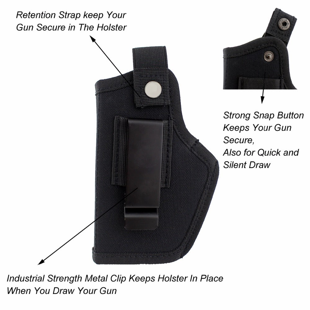 Gun Holster Concealed Carry Holsters