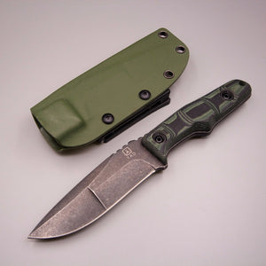 Knife fixed diving hunting army survival camping