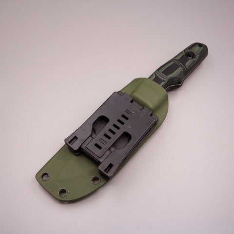 Image of Knife fixed diving hunting army survival camping