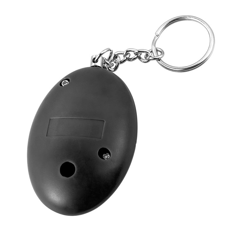 Self Defense Alarm 120dB Egg Shape Girl Women Security