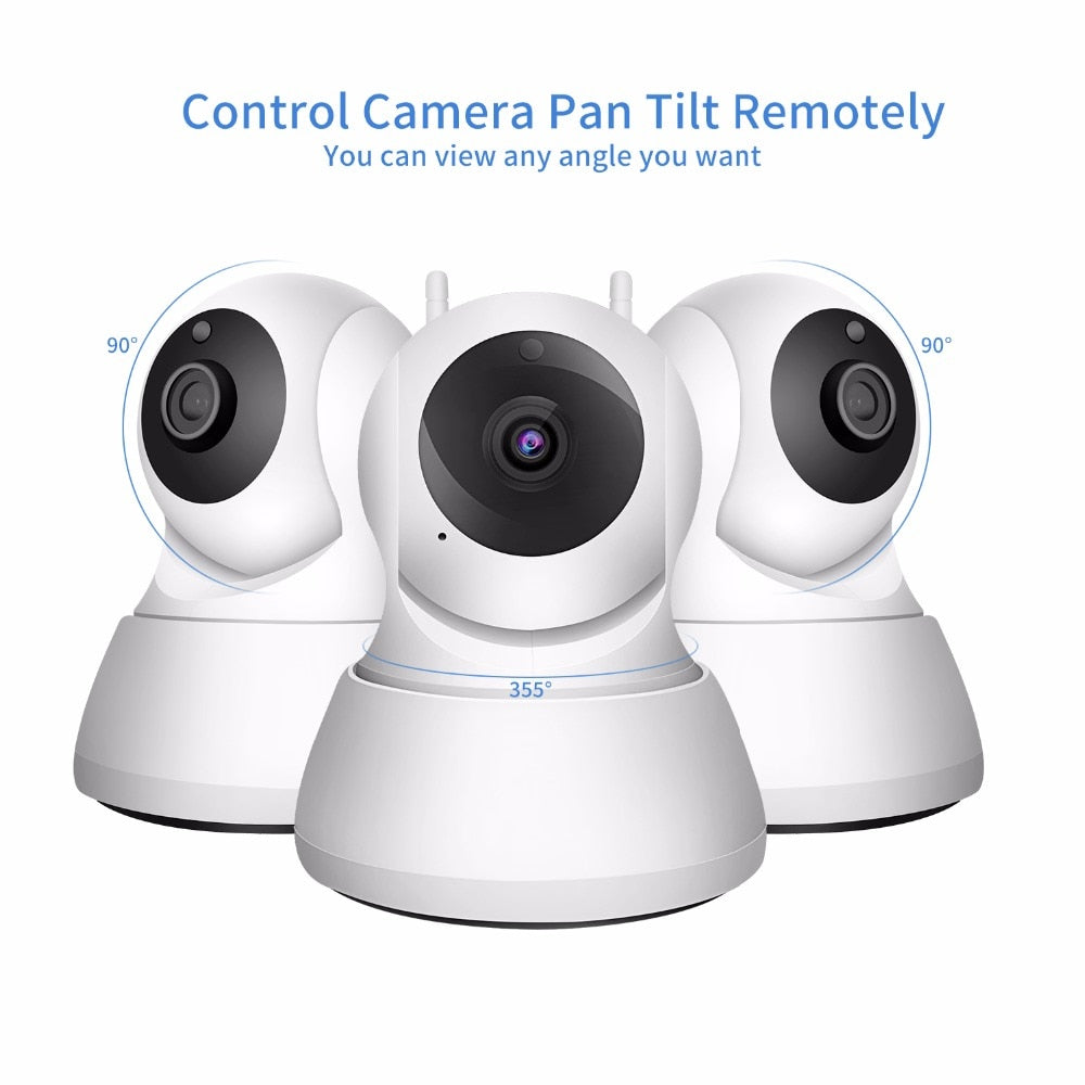 Home Security IP Camera Wi-Fi